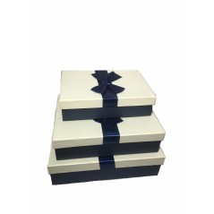 3 Set of Premium Rectangle Gift Box ...