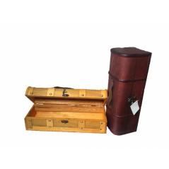 Hardboard Wine Box...