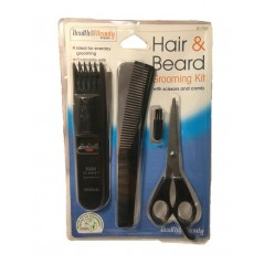 Rybone Zoom Trimmer With Comb And Scissors