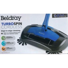 Beldray Rechargeable Turbospin Cordless ...