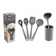 Cookhouse 6 Piece Utensil Set