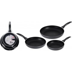 Excellent Houseware 3pc Frying Pan Set...