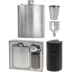 Hip Flask and accessories