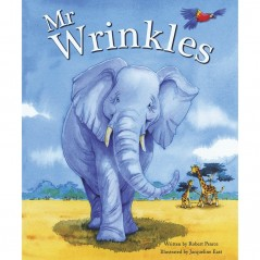 Mr. Wrinkles Picture Book...