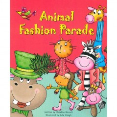 Animal Fashion Parade Picture Book...