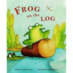 Frog on The Log Picture Book