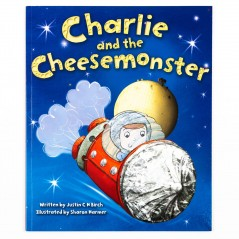 Charlie and the Cheesemonster Picture Bo...