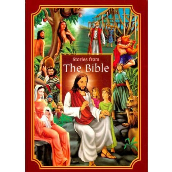 Stories from the Bible Children's Book