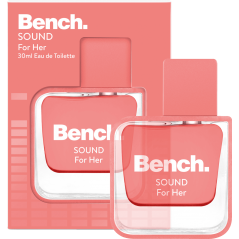 Bench Eau de Toilette Sound for her 30ml...