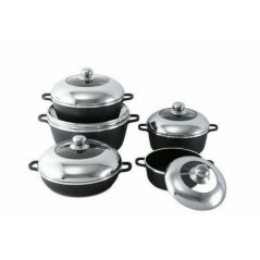 Dessini Die Cast Cookware Set / Casserol...