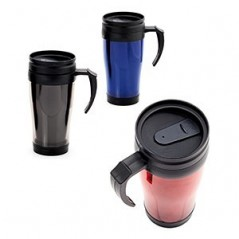 Insulated Stainless Steel Travel Mug