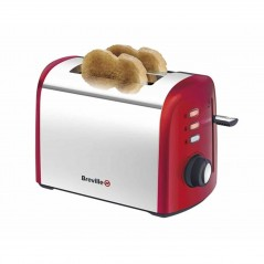 Breville Red Collection 2 Slice Toaster