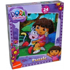 Dora the Explorer 24-Piece Jigsaw Puzzle
