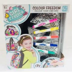 DIY Bag - Colour Freedom...