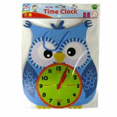 Kids Create - Learn to Tell the Time Educational O