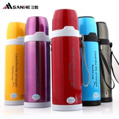 Sanhe Thermos Stainless Steel Vacuum Flask