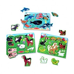 Animal Puzzle Mat for Kids...