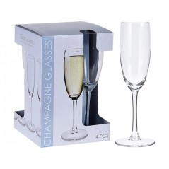 Champagne Glass Set Of 4 ...