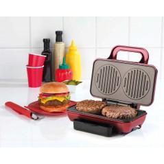 American Originals Non-Stick Hot Grill Dual Burger