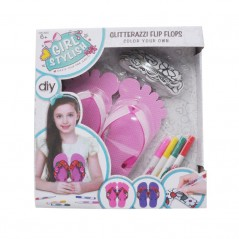 Different Style DIY Kids Glitterazzi Fli...