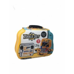 Children's On-The-Go Toy Tool Set...
