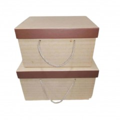 5 In 1 Brown Gift Box Set...